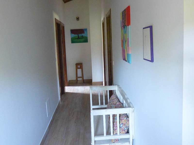 Acceso a Dormitorios - Casa El Edén de Cazorla