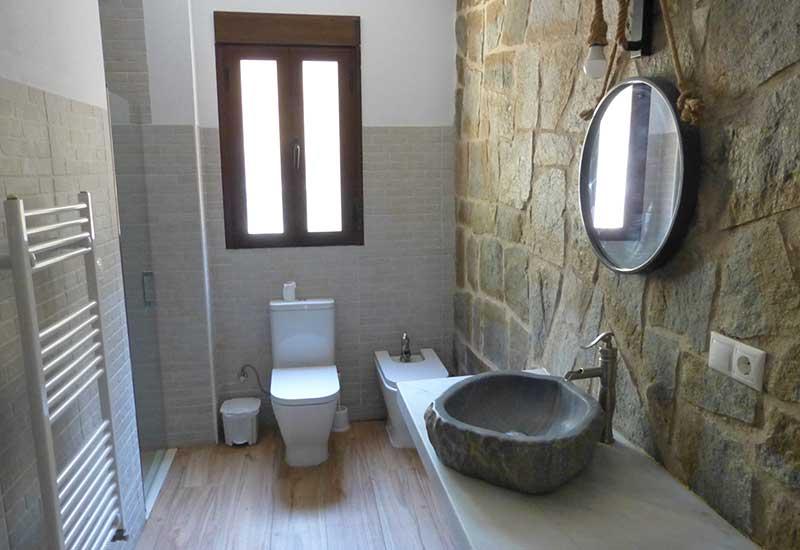 Primer Baño - Casa El Edén de Cazorla