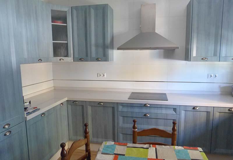 Cocina - Casa El Edén de Cazorla