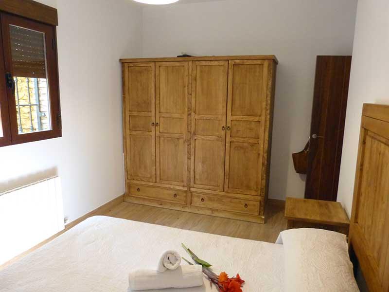 Primer Dormitorio - Casa El Edén de Cazorla
