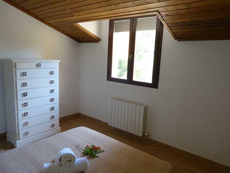 Tercer Dormitorio - Casa El Edén de Cazorla