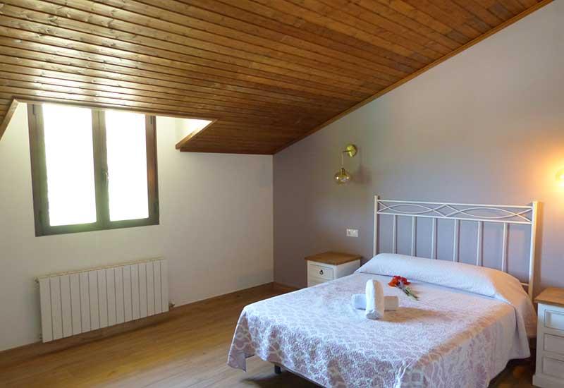 Segundo Dormitorio - Casa El Edén de Cazorla
