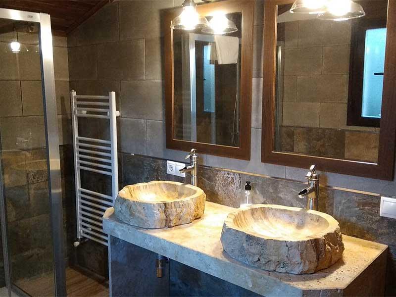 Baño - Casa El Edén de Cazorla